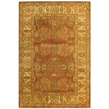 <strong>Safavieh</strong> Bergama Light Brown/Beige Rug