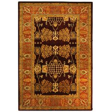 <strong>Safavieh</strong> Bergama Red/Rust Rug