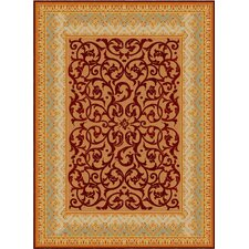 <strong>Safavieh</strong> Empire Brown/Blue Rug