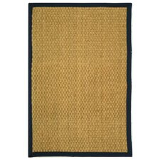 <strong>Safavieh</strong> Natural Fiber Natural/Blue Rug