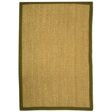 <strong>Safavieh</strong> Natural Fiber Natural/Light Olive Rug