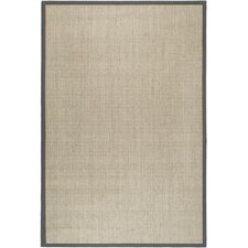 <strong>Safavieh</strong> Natural Fiber Marble/Light Gray Rug
