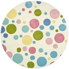 Soho Pastel Circle Kids Rug
