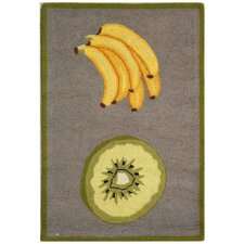 Chelsea Stone Savoy Fruit Novelty Rug