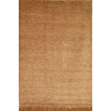 <strong>Safavieh</strong> Tibetan Greek Key Camel Rug