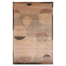 Tibetan Luner MultiColored Rug