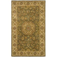 Heritage Green/Taupe Rug