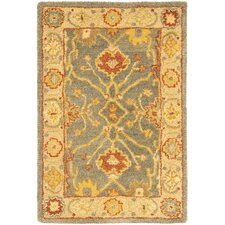 Antiquities Blue/Ivory Rug