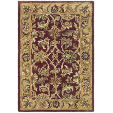 Classic Red/Gold Rug