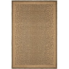 Courtyard Natural Outdoor Rug