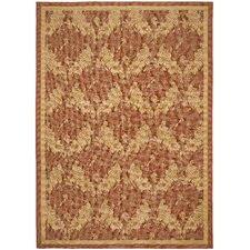 Courtyard Brick Outdoor Rug