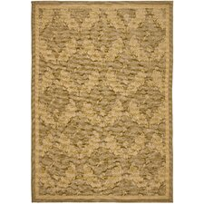<strong>Safavieh</strong> Courtyard Light Gold Rug