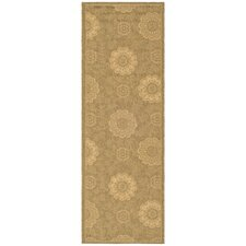 Courtyard Light Gold/Natural Rug