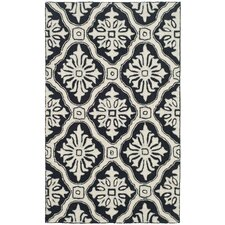 <strong>Safavieh</strong> DuraRug Black/White Rug