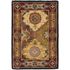 Heritage Multi/Red Rug