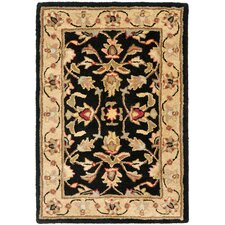 Heritage Black/Gold Rug