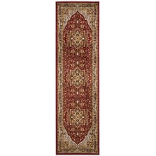 Lyndhurst Mary Red & Black Rug
