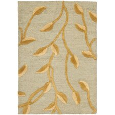 Rodeo Drive Light Blue/Beige Rug