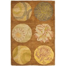 <strong>Safavieh</strong> Rodeo Drive Light Brown/Multi Rug