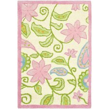 Leaves Kids Rug