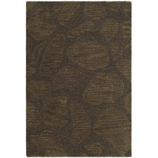 Soho Dark Brown Rug