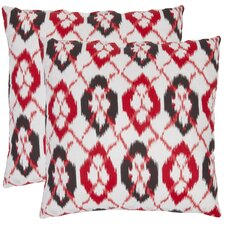 Drew Cotton Decorative Pillow (Set of 2)