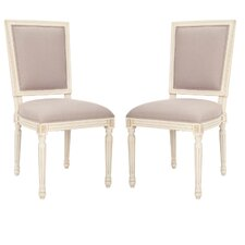 <strong>Safavieh</strong> Landon Side Chair (Set of 2)