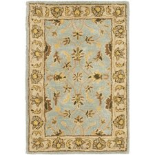Heritage Light Blue/Beige Rug