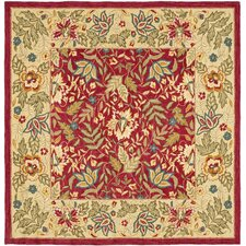 Chelsea Red/Ivory Rug