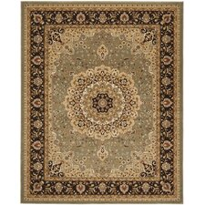 Majesty Sage/Brown Rug