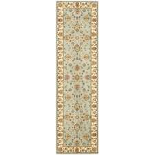 Majesty Light Blue/Cream Rug