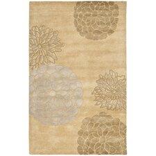 Soho Beige/Multi Floral Rug