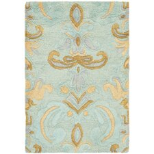 Soho Light Blue/Multi Rug