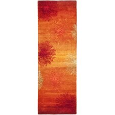 <strong>Safavieh</strong> Soho Rust/Orange Rug