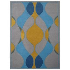 Soho Grey/Multi Swirl Rug