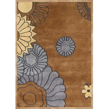 <strong>Safavieh</strong> Soho Brown/Multi Rug
