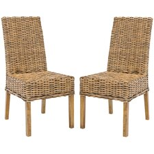 <strong>Safavieh</strong> Judith Parsons Chair (Set of 2)