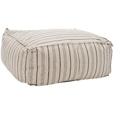 Large Cotton Ottoman