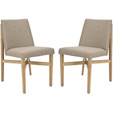<strong>Safavieh</strong> Axel Side Chair (Set of 2)