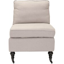 Zoey Linen Chair