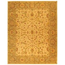Antiquities Ivory/Brown Area Rug