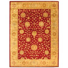 Heritage Red/Gold Rug