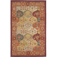 <strong>Safavieh</strong> Heritage Multi/Red Rug