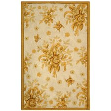 Chelsea Ivory / Gold Rug