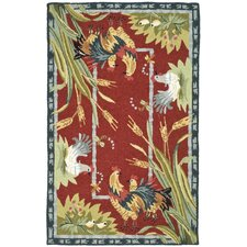 <strong>Safavieh</strong> Chelsea Country Novelty Rug