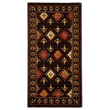 <strong>Safavieh</strong> Porcello Black Rug