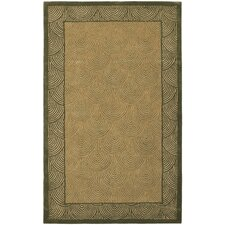 <strong>Safavieh</strong> Soho Green/Tan  Rug