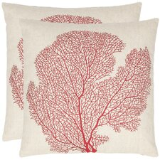 Robin Cotton Decorative Pillow (Set of 2)