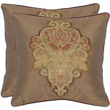 Cheyenne Polyester Decorative Pillow (Set of 2)