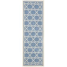 Courtyard Blue / Beige Rug